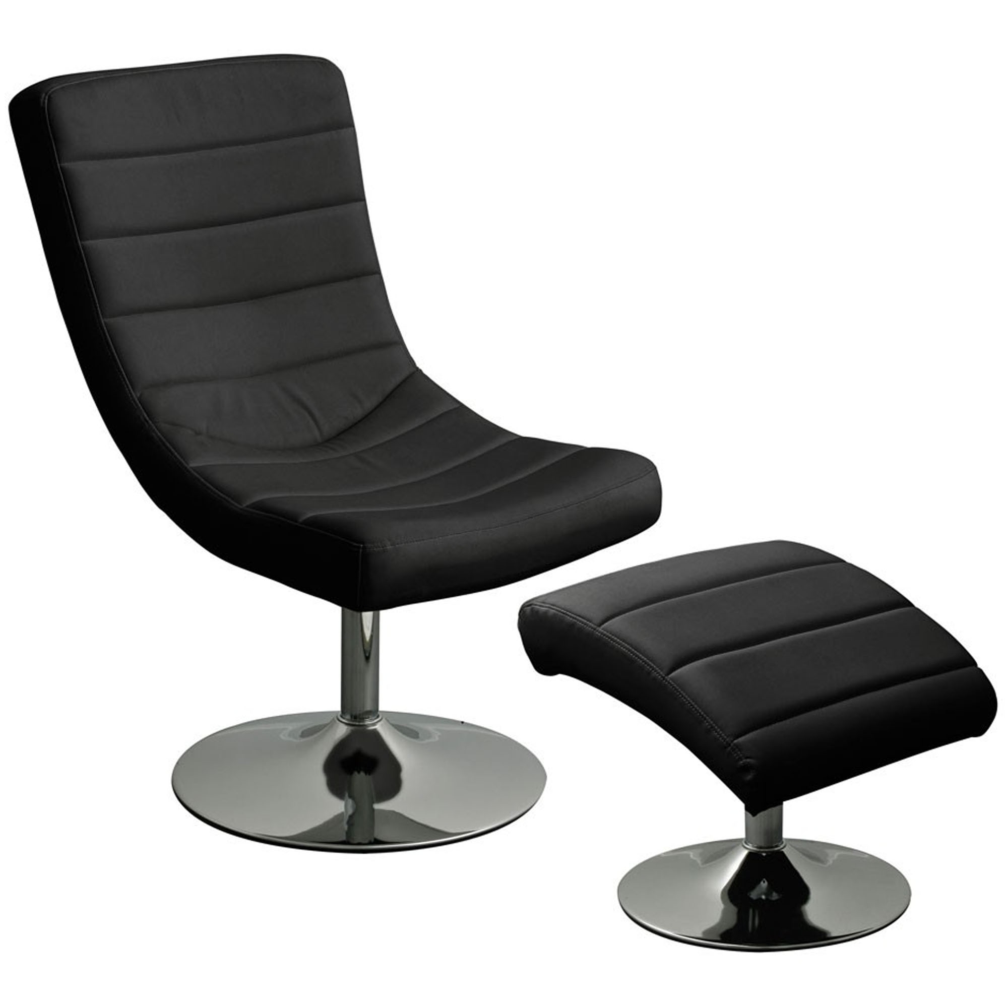 Miraculous Curved Chair And Footstool Inzonedesignstudio Interior Chair Design Inzonedesignstudiocom