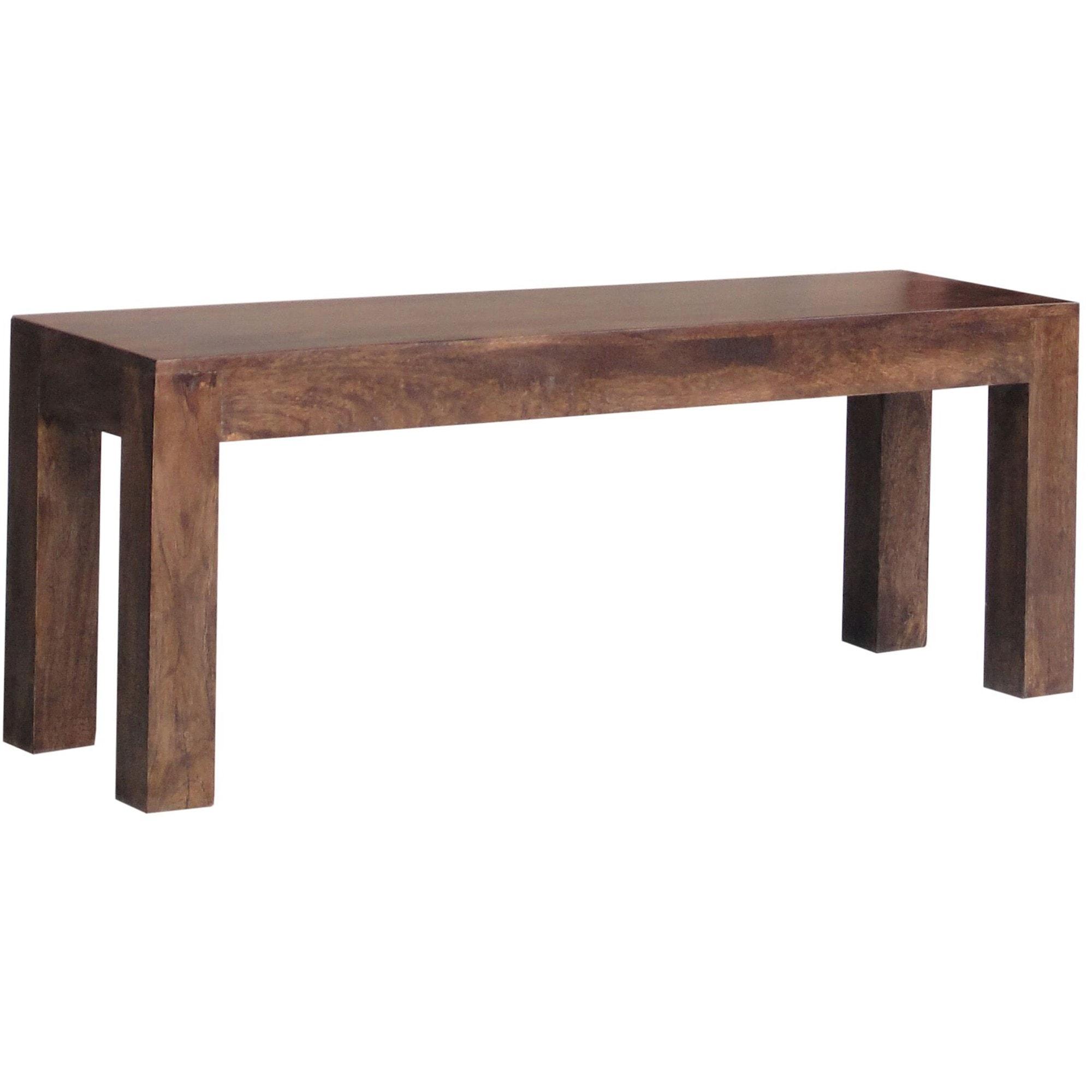 Super Dakota Small Bench Short Links Chair Design For Home Short Linksinfo
