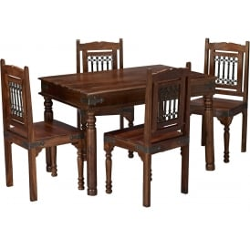 Darjeeling Medium Dining Table Set