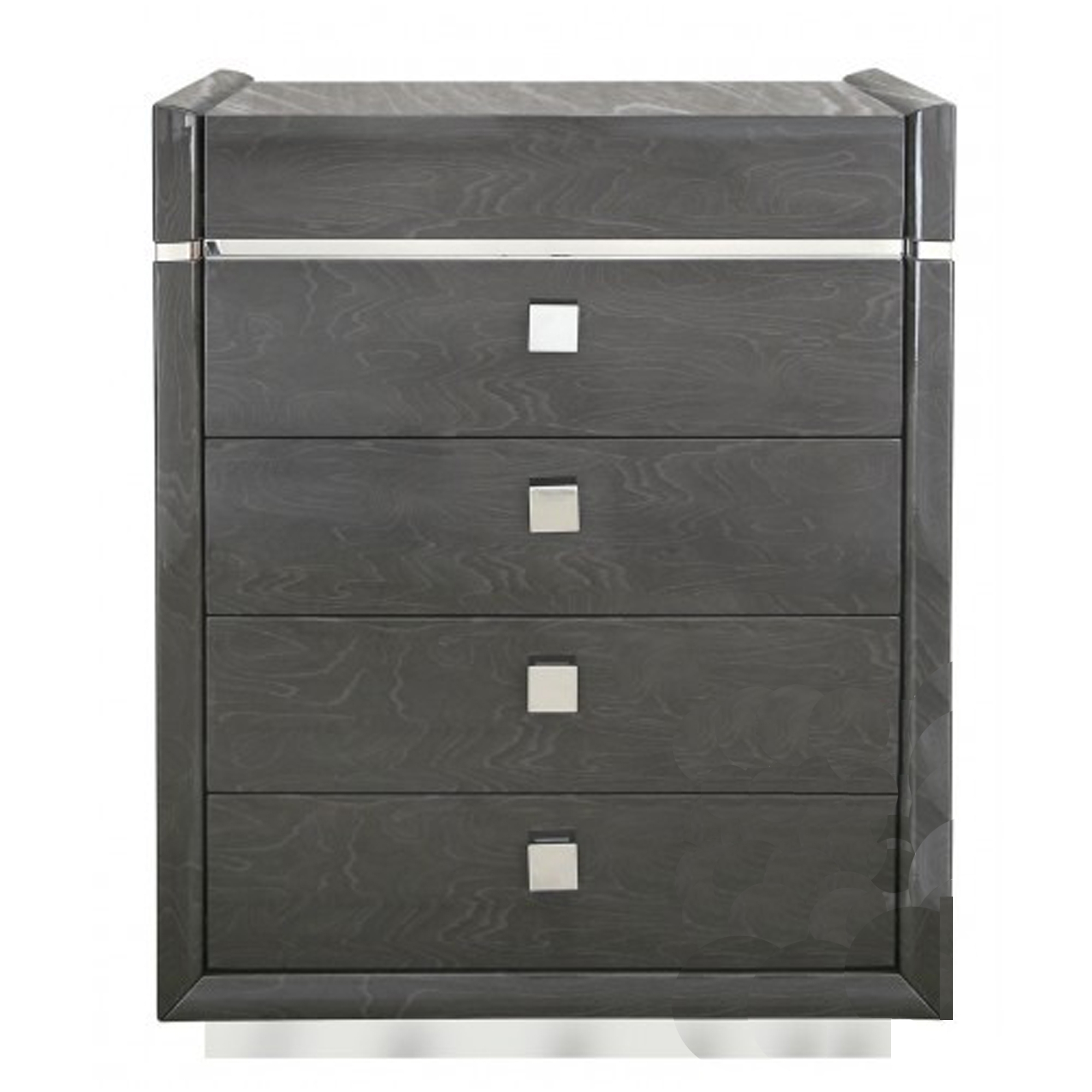 Dark Grey Chest Of Drawers French Drawers