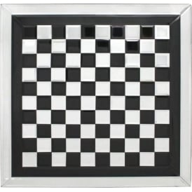 Decorative Savona Mirrored Chessboard