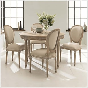 Dining. French Furniture   French Bedroom Furniture  Homes Direct 365