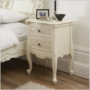 Bedside Cabinets French Bedroom Furniture