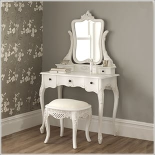 Dressing tables french style dressing tables mirror for French style bedroom furniture