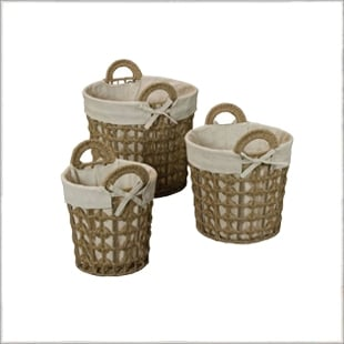 Baskets & Tins