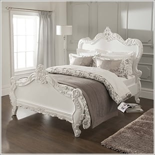 French Style Beds Available Online Now From Homesdirect365