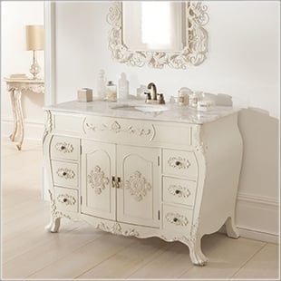 Antique Vanity Units