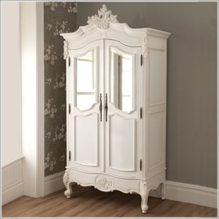 French Wardrobes Amp Armoires French Style Furniture