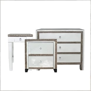 Verona Mirrored Collection