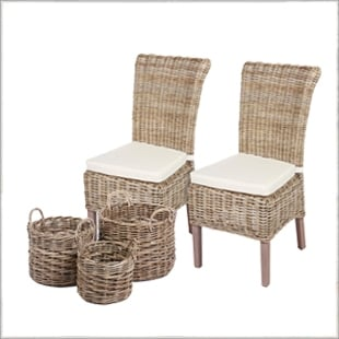Wicker Merchant Collection