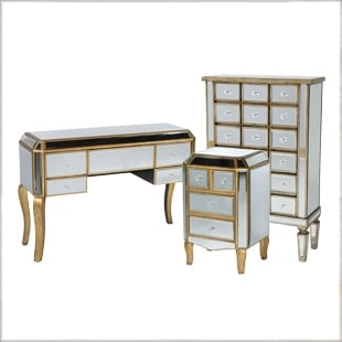 Venezia Mirrored Collection