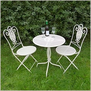 French Garden Furniture