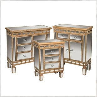 Operetta Mirrored Collection
