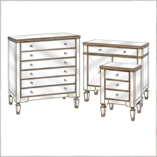 Belfry Mirrored Collection