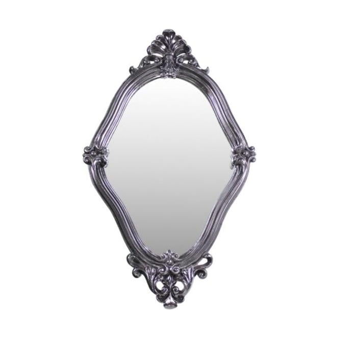 Diamond Baroque Antique French Style Mirror