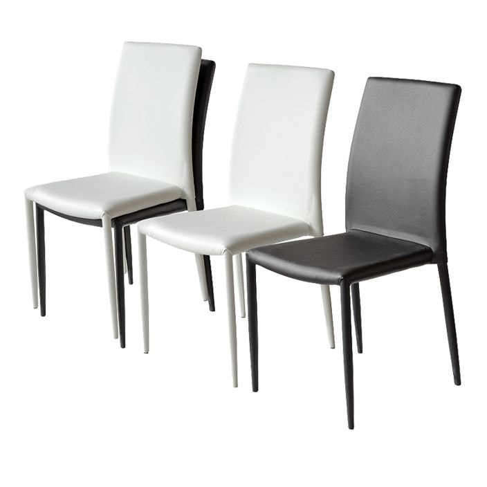 Stacking Dining Room Chairs: Dora Stackable Dining Chair