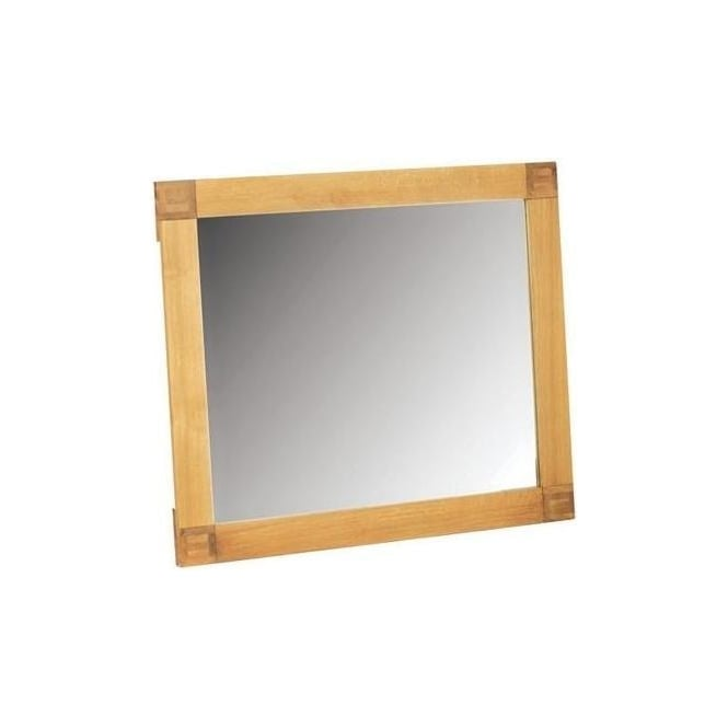 Dorchester Oak Mirror
