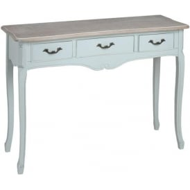 Duck Egg Shabby Chic Console Table