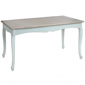 Duck Egg Shabby Chic Dining Table
