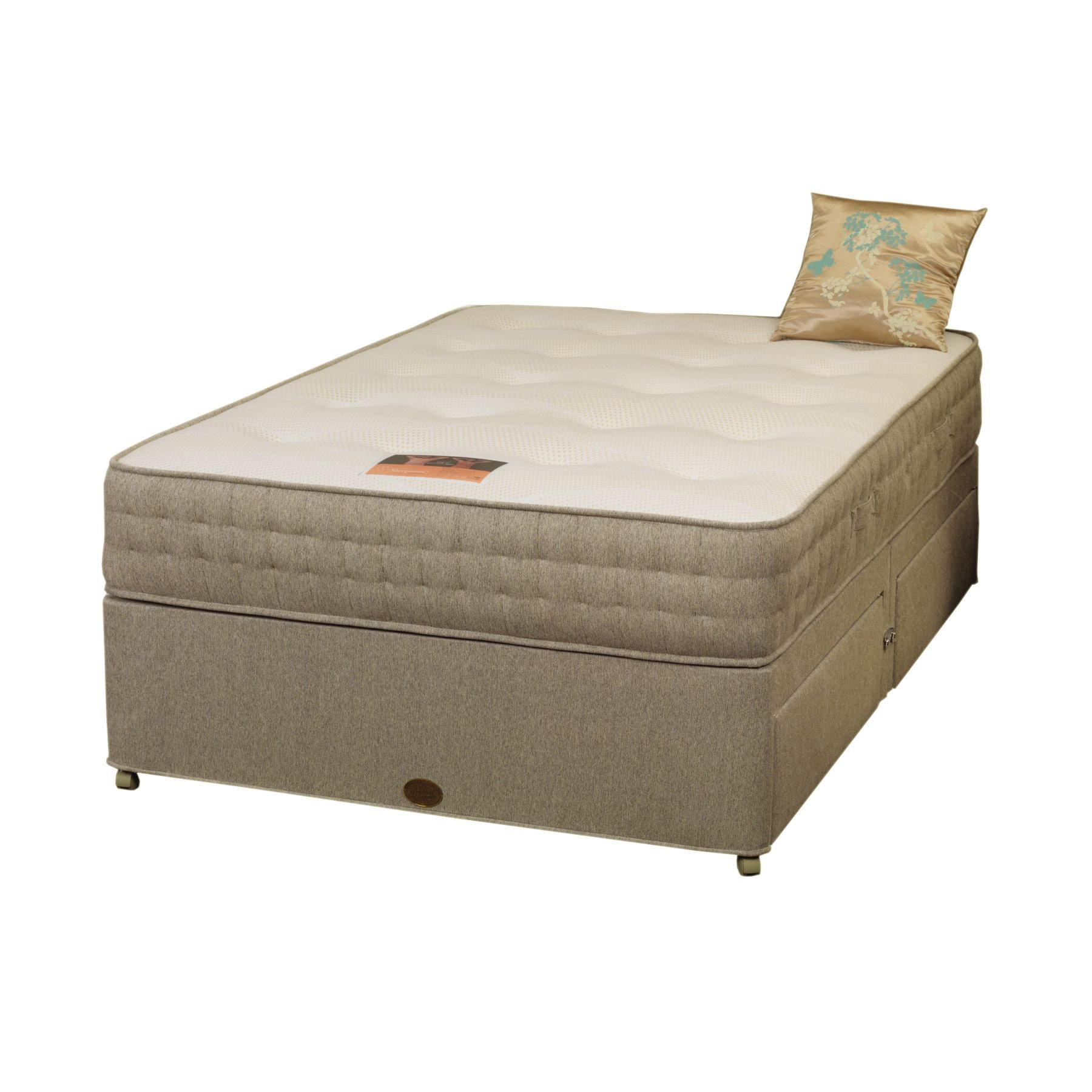 Dynasty divan base mattress for Divan bed base sale