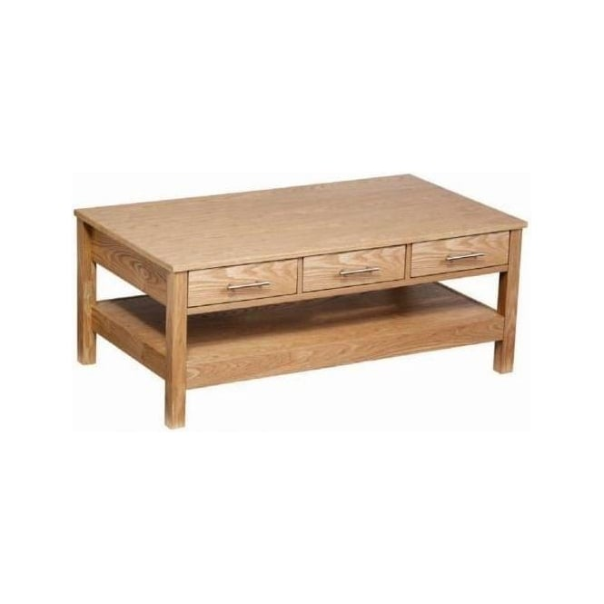 Eden Oak Coffee Table