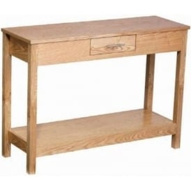 Eden Oak Console Table