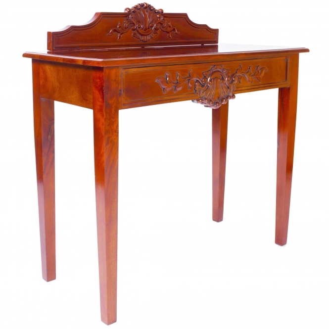 Edwardian Antique French Style Console Table