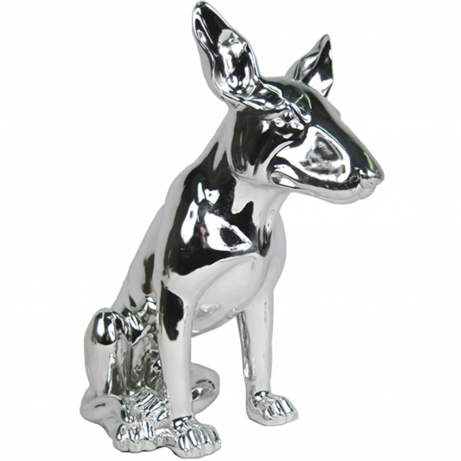 Electroplated Bull Terrier