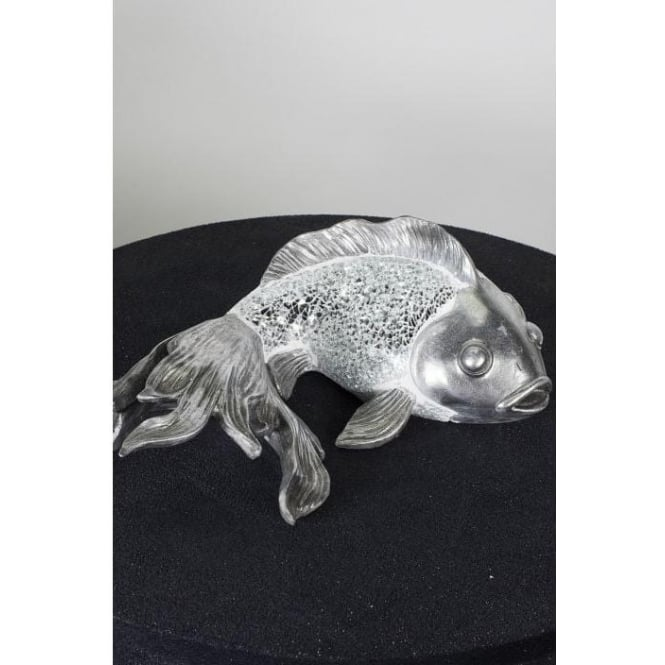 Electroplated Fish Ornament