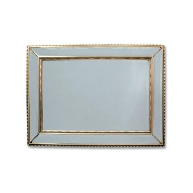 Elegance Gold Mirror