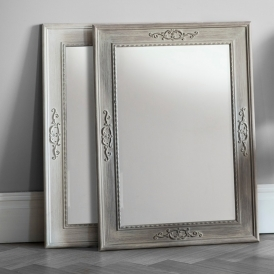 Ellesmere Antique French Style Wall Mirror