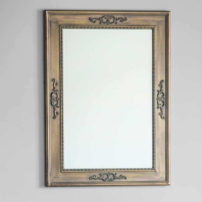 Ellesmere Gold Antique French Style Mirror