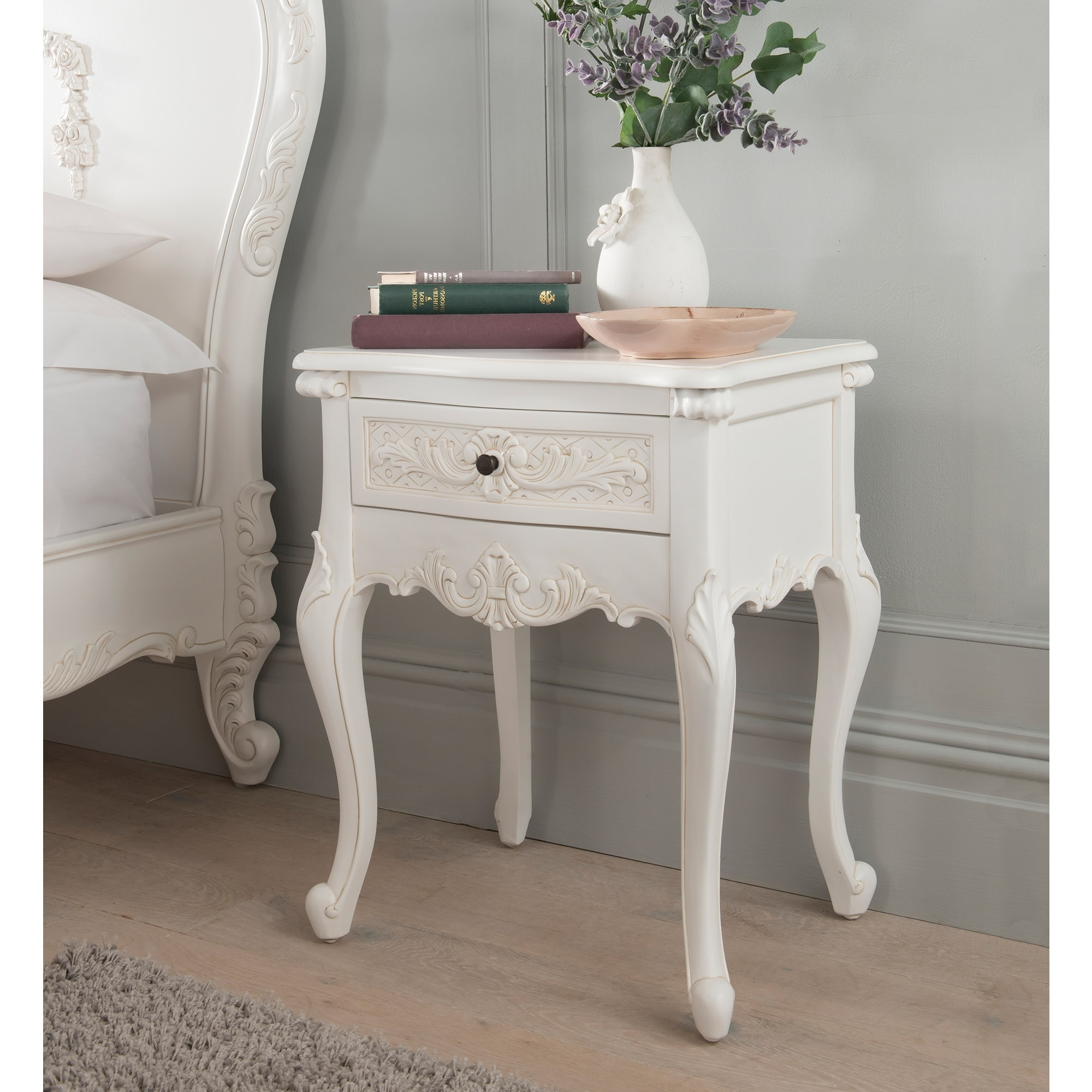 Antique Style Bedside Tables Image Collections Bar