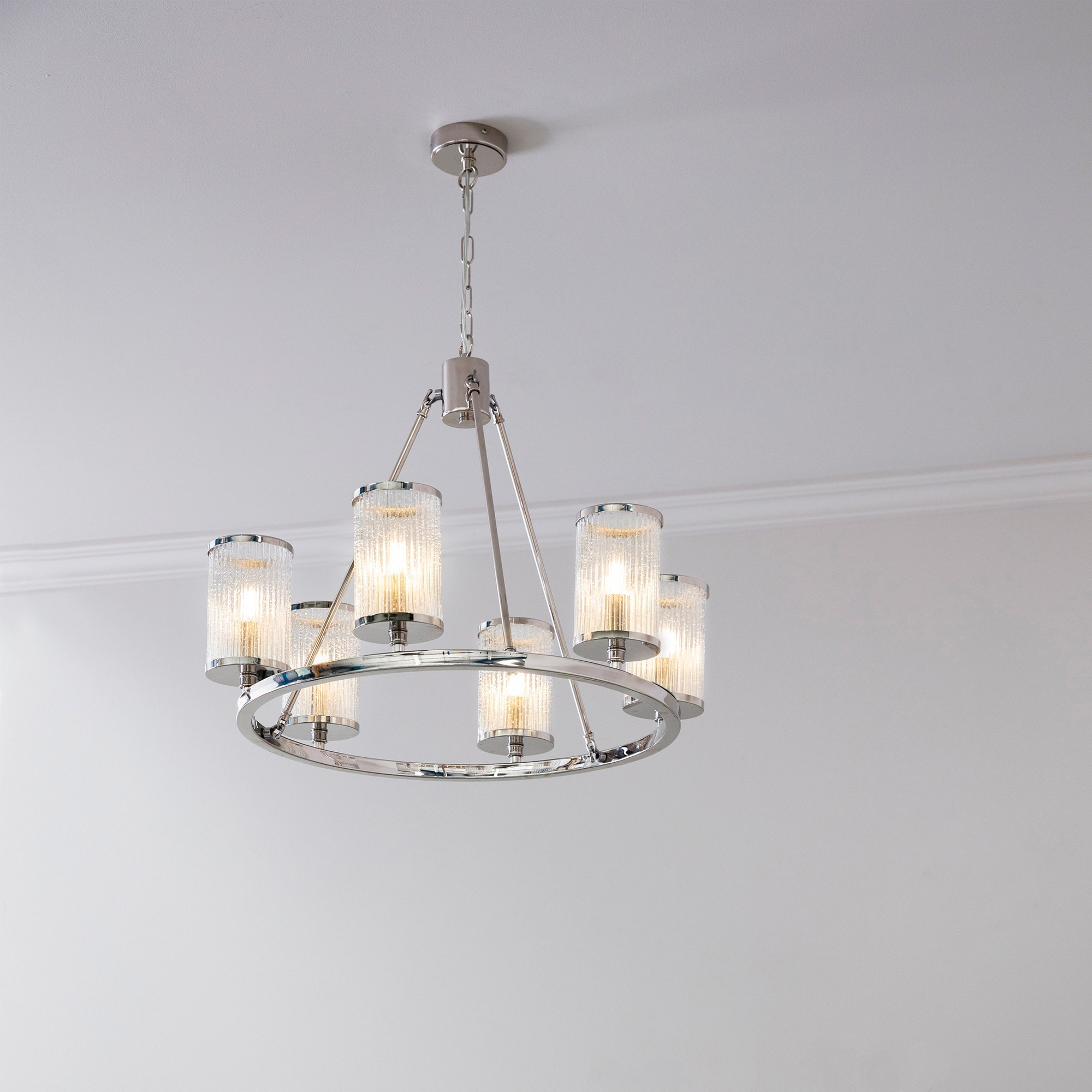 Image of: Easton Chandelier Contemporary Lighting Contemporary Chandeliers