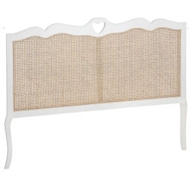 Essence Antique French Style Double Headboard