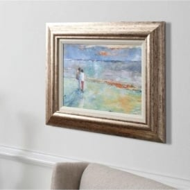 Evening Sky Framed Art