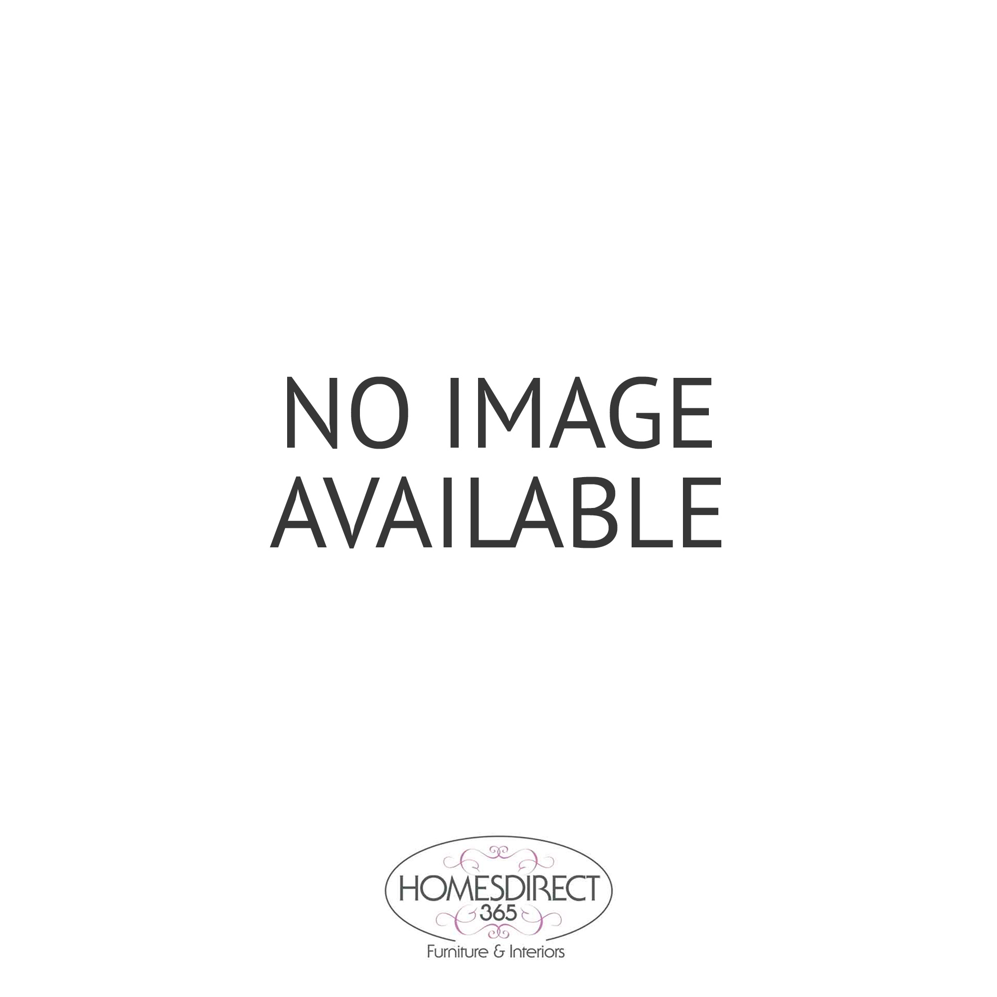 Executive Leather Chair and Pouffe Footstool