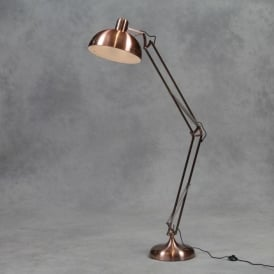 Extra Large Classic Desk Style Floor Lamp
