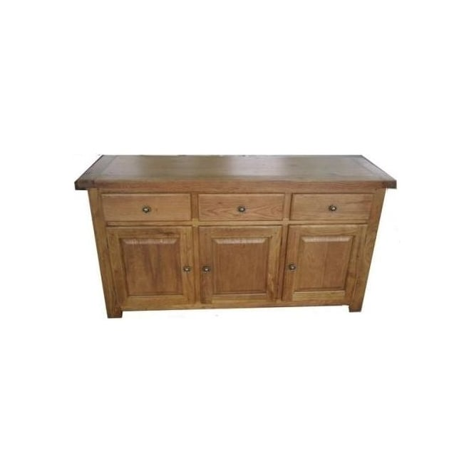 Farmhouse 3 Door Sideboard