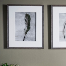 Feather 1 Framed Art