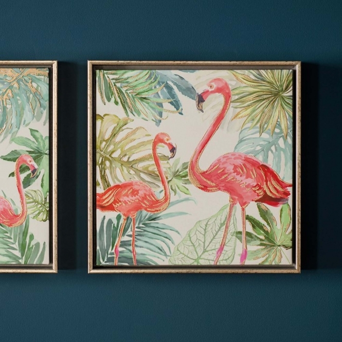 Flamingo 2 Framed Art