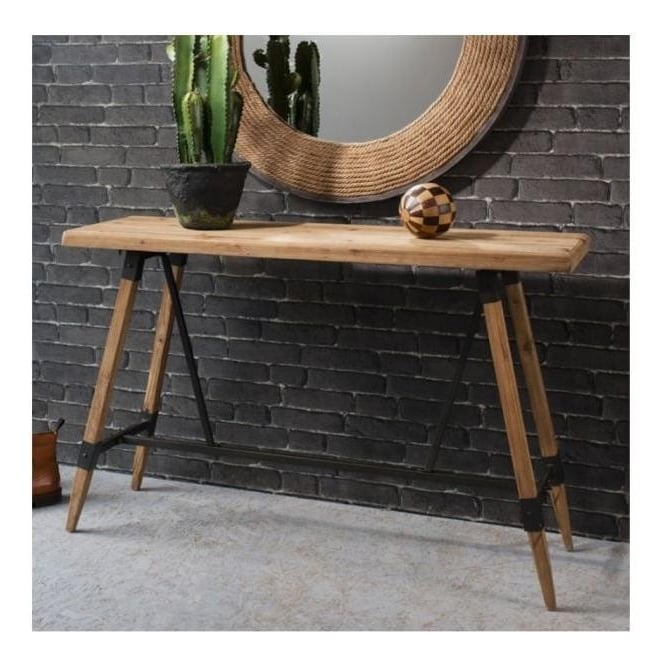 Flanders Tressle Console Table