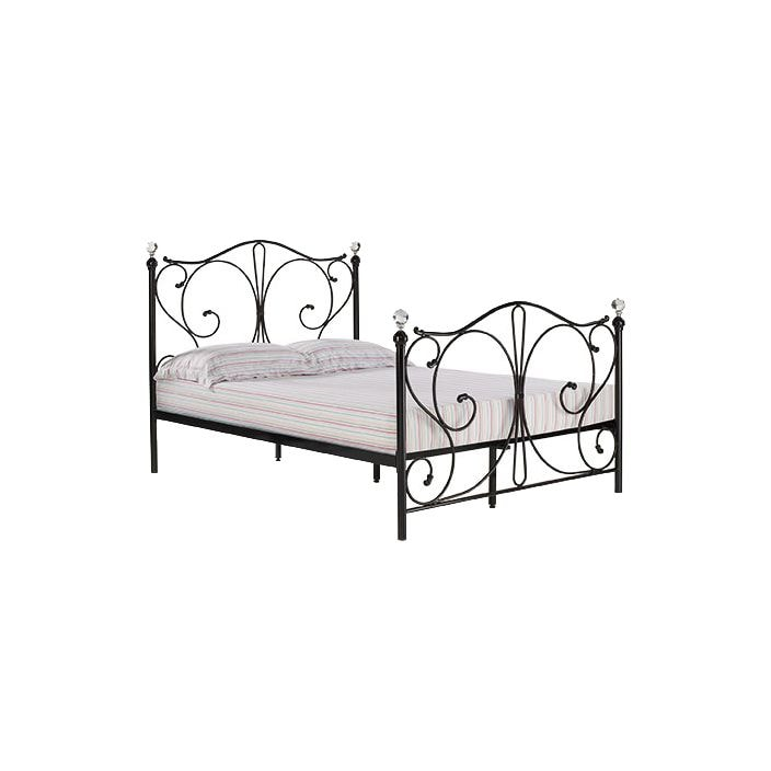 Florence Metal Bed Contemporary Bedroom Furniture