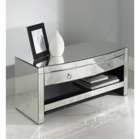 Florence Mirrored TV Cabinet