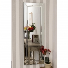 Frameless Venetian Mirror