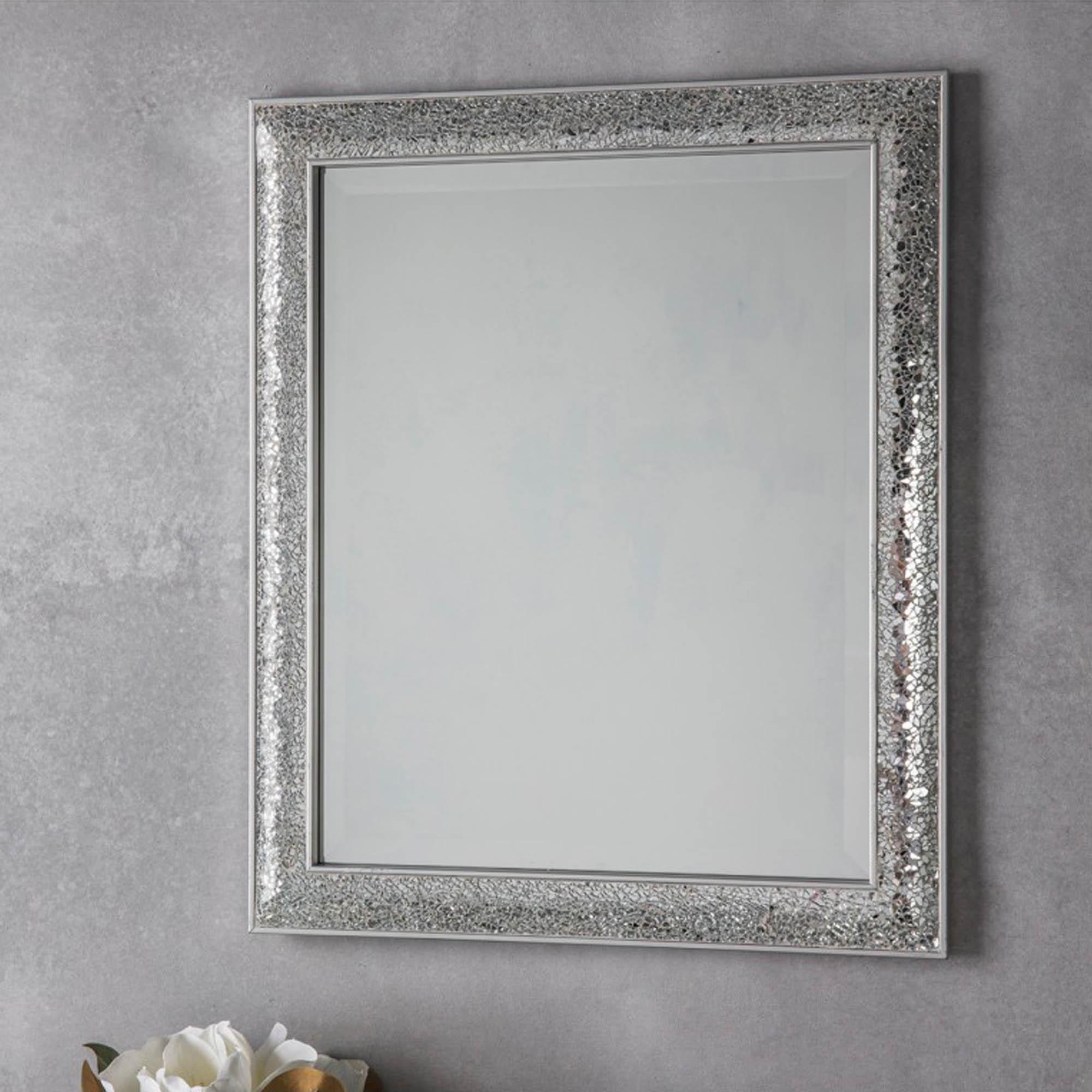 Francis Wall Mirrors (4pk)