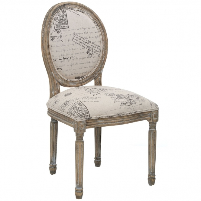 Francois Shabby Chic Chair