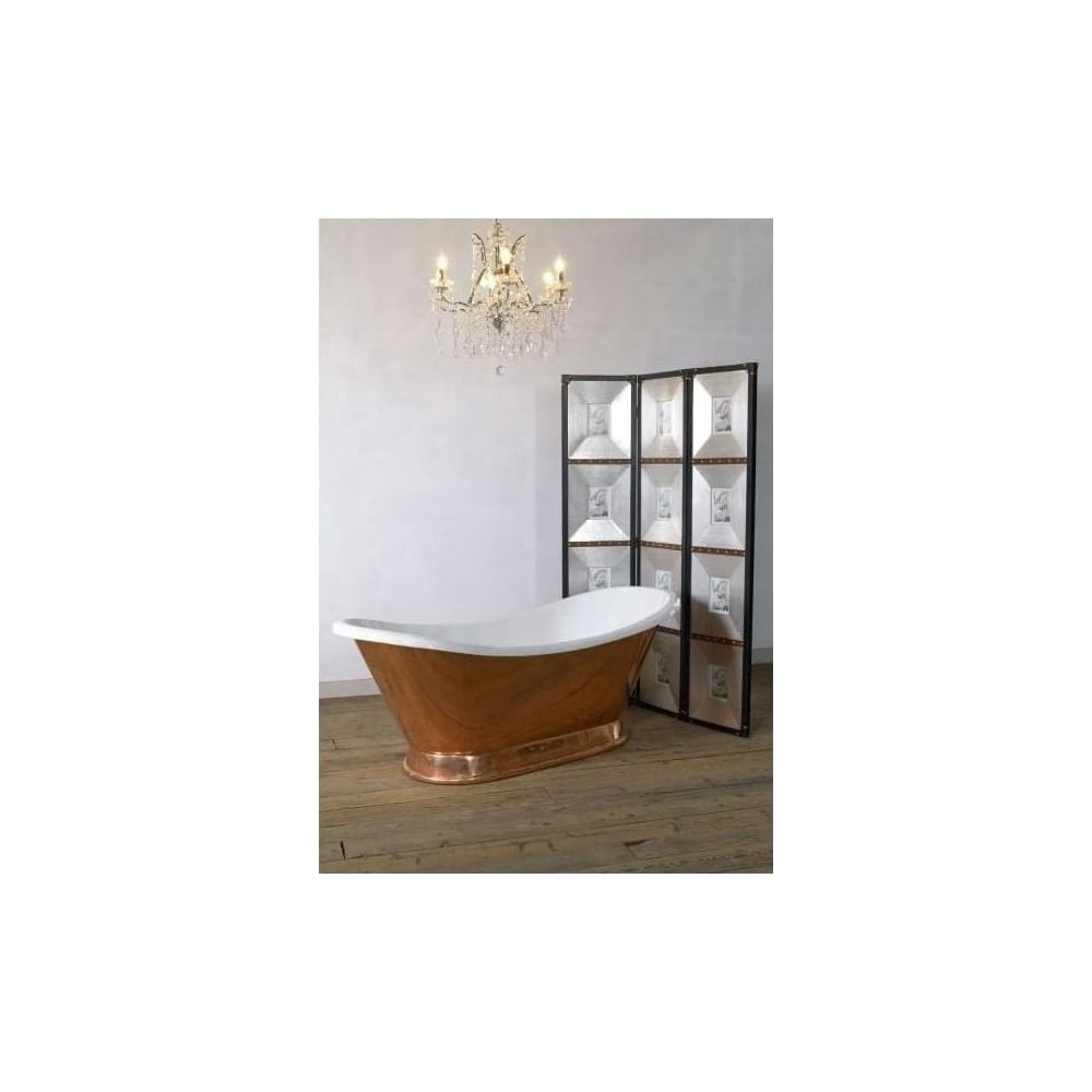 Freestanding Copper Bath Bathroom Furniture Baths