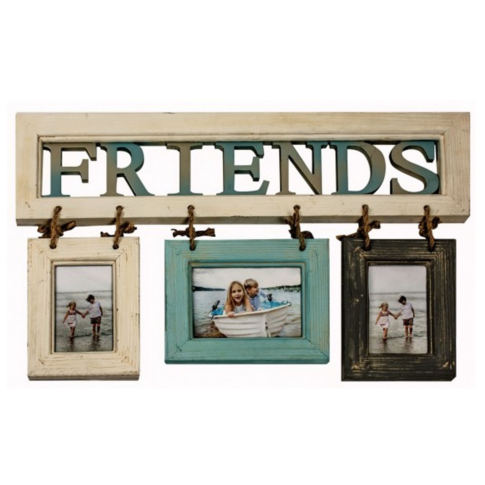 Friends 3 Hanging Photo Frames | Modern & Contemporary Furniture