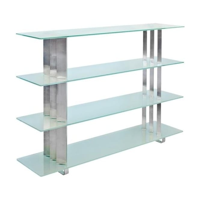 Frosted Glass Display Unit